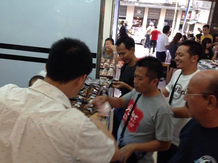 Awas Salah Pilih Pasar Belanja di Guangzhou